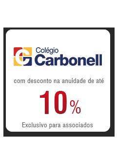 Colégio Carbonell bolsa