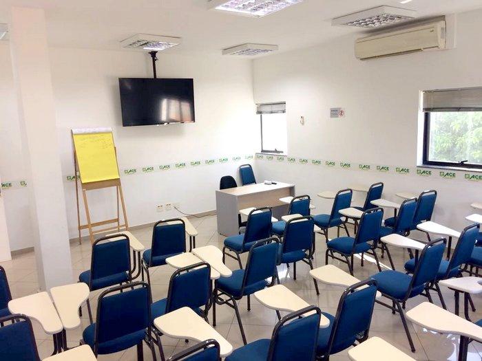 Sala de Treinamento na Sede da ACE-Guarulhos